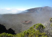 krater - Piton de la Fournaise - Réunion