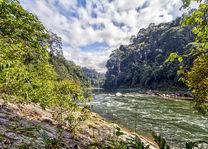 Rivier - Belum Rainforest - Banding Island - Maleisië - foto: flickr