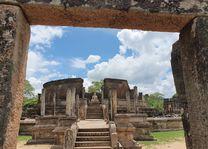 ruines - Polonnaruwa - Sri Lanka - 3 - foto: Rianne Koot
