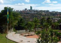Uitzicht in Kigali - Kigali - Rwanda