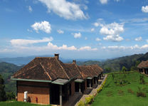 Accommodatie in het Nyungwe National Park - Nyungwe National Park - Rwanda - foto: Lokale agent