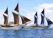 Seatrek boten - Indonesie - foto: Seatrek Bali