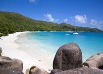Strand - Anse Lazio - Seychellen - foto: Esther van den Berg
