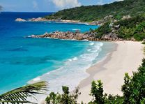Strand - Petite Anse - Seychellen - foto: Esther van den Berg