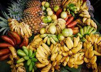 Fruit op de markt - Seychellen - foto: Seychelles Tourist Office