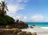 Carana Beach, omgeving - Mahé - Seychellen - foto: Archief