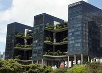 Singapore - Park Royal Hotel on Pickering - duurzaam