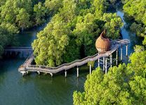 Singapore - Sungei Buloh Wetland Reserve - duurzaam