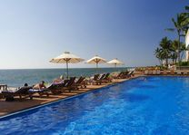 zwembad - Galle Face Hotel - Colombo - Sri Lanka