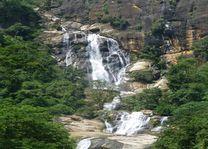 Ravana Ella Falls - Ravana Falls - Sri Lanka - foto: Karin Nuijt