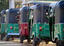 Tuktuk, Anuradhapura - Sri Lanka - foto: Archief
