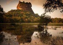 Sigiriya Lion Rock Fortress in Sri Lanka - Sri Lanka