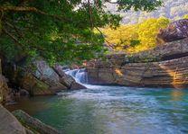 meer in Sri Lanka - Sri Lanka - foto: Archief