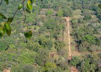 watertuinen Lions Rock - Sri Lanka - foto: Mieke Arendsen