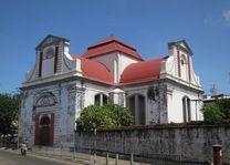 Wolvendaal kerk in Colombo - Colombo - Sri Lanka - foto: lokaal agent