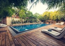 zwembad van Hotel Pledge 3 in Negombo - Hotel Pledge 3 - Sri Lanka - foto: Hotel Pledge 3