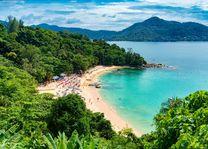 strand van Phuket - Thailand  - foto: pixabay