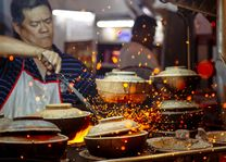 Streetfood in Kuala Lumpur - Maleisië - foto: unsplash