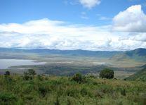 uitzicht krater - Ngorongoro Wildlife Lodge - Ngorongoro - Tanzania