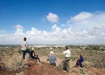 Landzicht vanuit Kambi ya Tembo - Kambi ya Tembo - Tanzania - foto: Tanganyika Wilderness Camps