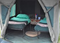 Bedden - Kampeersafari - Tanzania