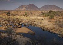 Uitzicht vanaf Ruaha Rivier Lodge - Ruaha Rivier Lodge - Tanzania - foto: Niels van Gijn - Foxes Safari Camps