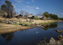 Chalets van Ruaha Rivier Lodge - Ruaha Rivier Lodge - Tanzania - foto: Niels van Gijn - Foxes Safari Camps