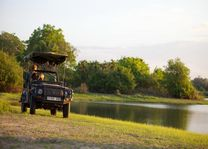 Game Drive - Rufiji River Camp - Tanzania - foto: Niels van Gijn - Foxes Safari Camps