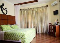 interieur slaapkamer van Planet Lodge - Planet Lodge - Tanzania - foto: Planet Lodge