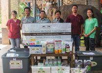 Thailand - Khao Sok National Park - Elephant Hills -community project