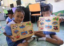 Thailand - Khao Sok National Park - Elephant Hills -puzzles voor kinderen