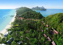panoramic view - Zeavola Resort - Koh Phi Phi - Thailand
