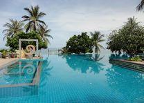 zwembad - New Star Beach Resort - Koh Samui - Thailand