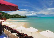 uitzicht - Zazen Boutique Resort en Spa - Koh Samui - Thailand