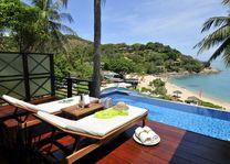 Seafront pool villa - The Tongsai Bay - Koh Samui - Thailand