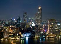 Bangkok 's avonds - Bangkok - Thailand