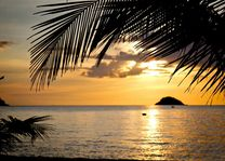 Sunset in Koh Chang - Thailand - foto: Archief