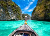 The beach Koh Phi Phi - Thailand - foto: Archief