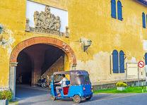 tuktuk - Galle Fort - Galle - Sri Lanka - foto: shutterstock