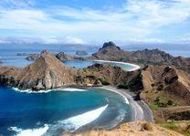 Uitzicht bij Lubuan Bajo op Flores - pixabay Rina Agtiana - foto: pixabay
