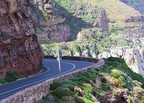 uitzicht Chapman's Peak - Zuid-Afrika
