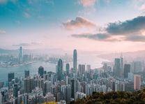 uitzicht stad - Hong Kong - foto: unsplash