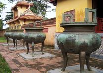 kruiken in citadel hue - Hue - Vietnam