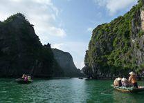 Halong Bay - Halong Bay - Vietnam - foto: Floor Ebbers