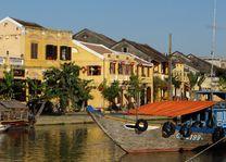 uitzicht op Hoi An - Hoi An - Vietnam