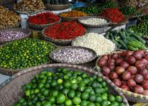 markt in Hanoi - Hanoi - Vietnam