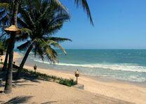 strand bij Phan Thiet - Phan Thiet - Vietnam