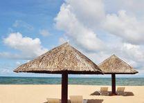 strand met zitje in Phu Quoc - Phu Quoc - Vietnam