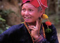black dao vrouw - Sapa - Vietnam