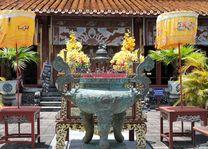 keizerlijke stad in Hue - Hue - Vietnam
